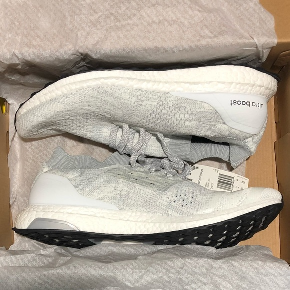 041b92a882b adidas ultra boost uncaged. cloud white